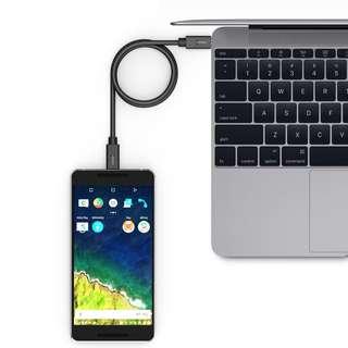 Tronsmart USB-C to USB-C Premium Durable Charging Cable 3ft/6ft