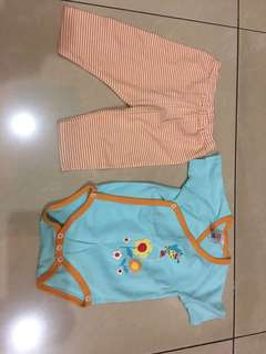 Baby Jumper and Pants