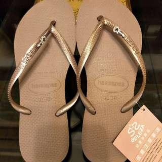 havaianas夾腳拖鞋