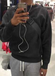 Grey Bold Sweater