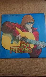 Vinyl Jose Feliciano - Angela