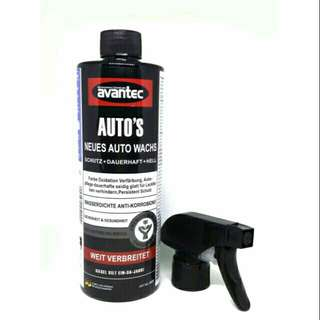 Sales! Germany Avantac Popular Auto's Car Paint Coating Protection Spray