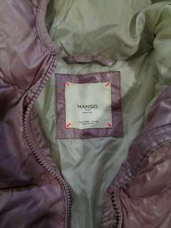 Mango Brand Winter Jacket For Kids