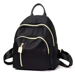 Plain Backpack for Women