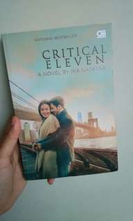 critical Eleven (special Cover) by Ika Natassa
