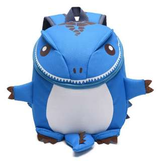(BN) Dinosaur Kids School Bag Bagpack