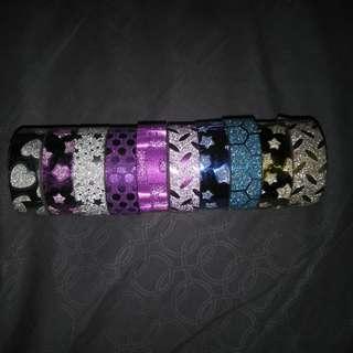 Shiny Washi Tape