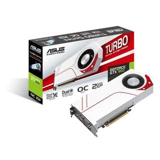ASUS Turbo GTX 960 2GB