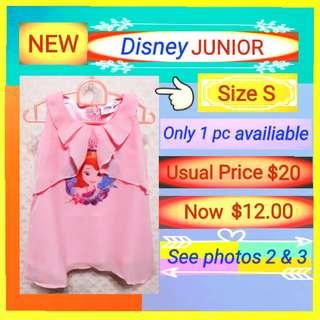New Disney Junior dress for toddler