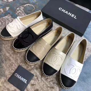 Chanel Fisherman Shoes Sneakers 漁夫鞋