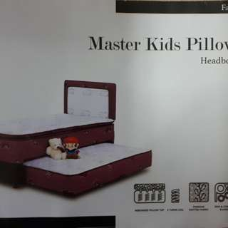 Dp 0% Springbed Musterring Master Kids 2 in 1