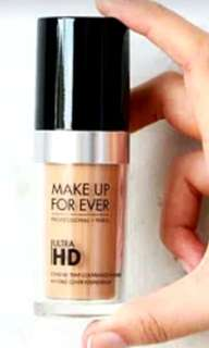 Disc 50% Ultra HD Foundation Make up forever