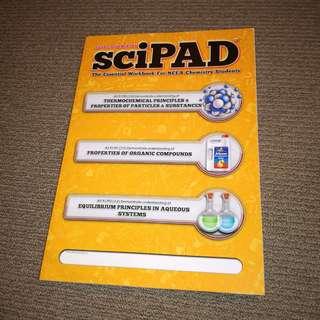 Level 3 Chemistry Scipad