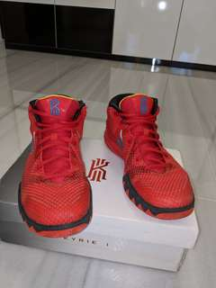 Kyrie 1s Deceptive Red