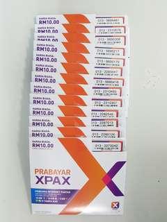 Celcom Xpax Simpack PERCUMA 10gb Internet Bulanan