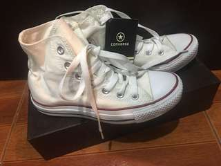 Brandnew Original Converse Rubber Shoes
