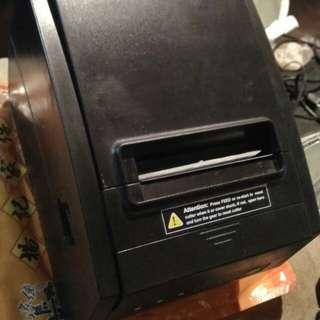 🚚 BP-T3B (RS323+USB+LAN)感熱機 可印QRCode