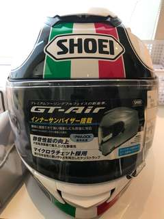 Shoei full face gt