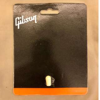 Gibson USA Toggle Switch Cap White