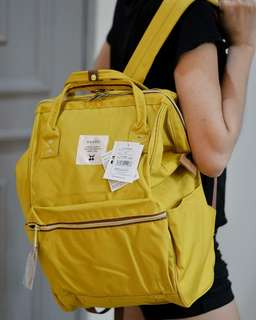 Authentic Anello Rucksack Backpack Large