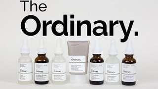 The Ordinary - Skincare