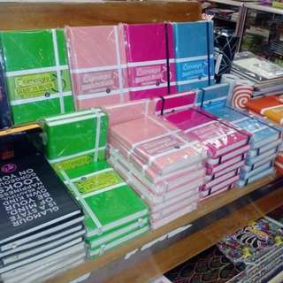 Personalized Limelight Notebooks!