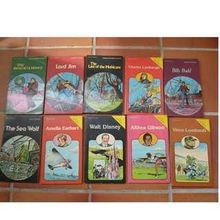 Pocket Classics (1985) Vintage (Illustrated Comics)