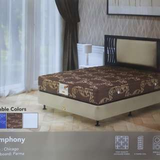 Dp 0% Springbed Musterring Symphony