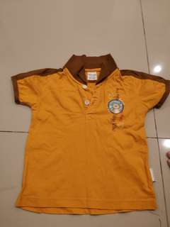 Baby kiko shirt 1-2 yo