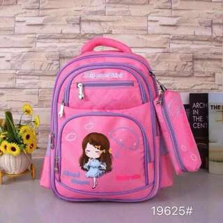 APR 18 KIDS SCHOOL BACKPACK (DJD)