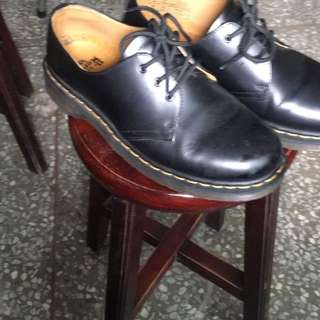 馬丁 Dr.Martens 1461W 3孔 馬汀鞋-黑色 專櫃購入