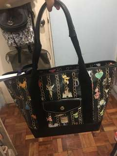 PreLoved Authentic Dooney & Bourke Disney Parks Tote