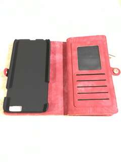 iPhone 6 plus phone cover and wallet