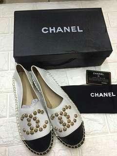 Chanel spadrill