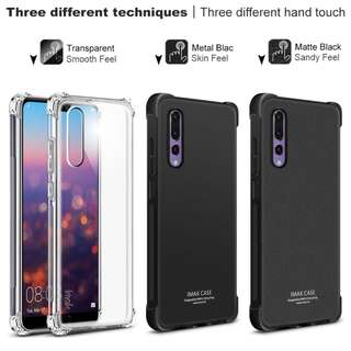 Huawei P20 Pro Imak Shock Resistant Case Cover Casing Clear