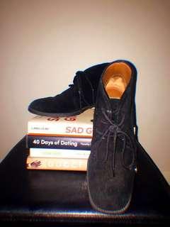 Vintage Suede Desert Boots
