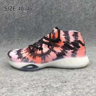 Adidas Boost 維金斯中幫爆米花籃球鞋 新配色40-46碼