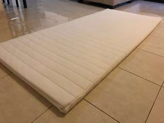 IKEA Mattress Pad for Single Bed.