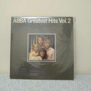 75至79年ABBA lp黑膠唱片