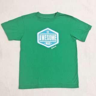 OshKosh Green Shirt