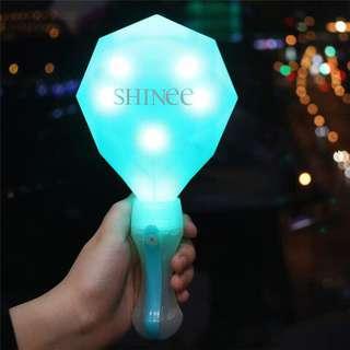 Shinee lightstick ver 2 unofficial