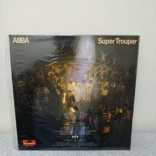 80年ABBA lp黑膠唱片