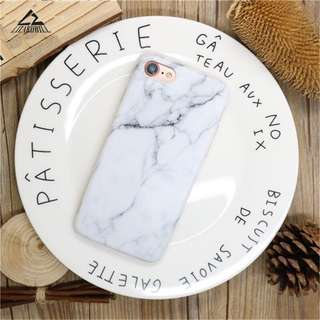 <PREORDER> Ulzzang fashion marble phone cover