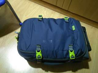Pacsafe carry on bag