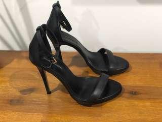 Windsor Smith Black Heels