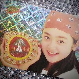 安達祐實Yumi Adachi 絕版 Yes Card Yes咭 Yes卡 閃咭 閃卡 5473