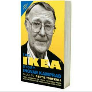 Biography / Business book