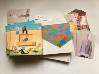 """[WTS] EXO - CBX 2nd Mini Album """"Blooming Days"""""""