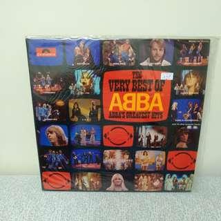 73至75年 ABBA lp黑膠唱片 孖裝