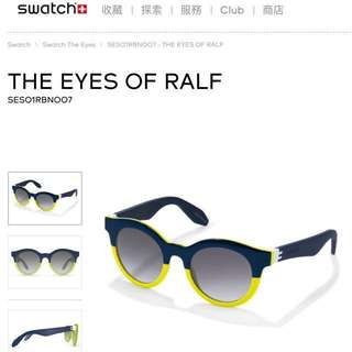#新春八折 THE EYES OF RALF (SES01RBN007) - Swatch® 臺灣